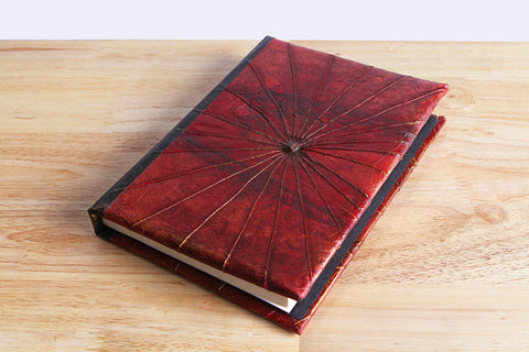Red Lotus Leaf Diary