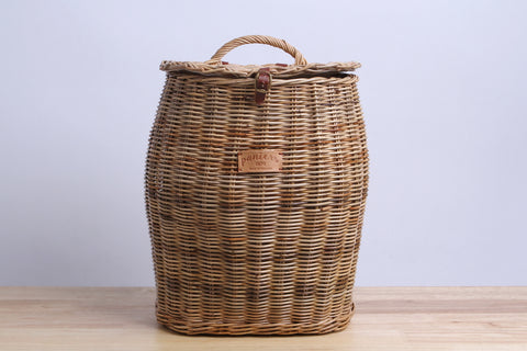 Paniers NEM - Rattan wicker backpack
