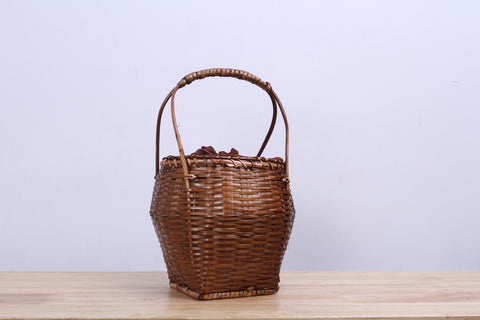 Shappybag - Morning glory basket bag