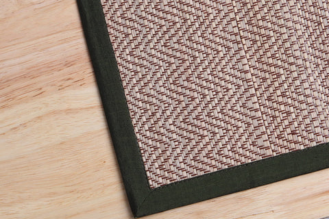 Place mat (Dark green)