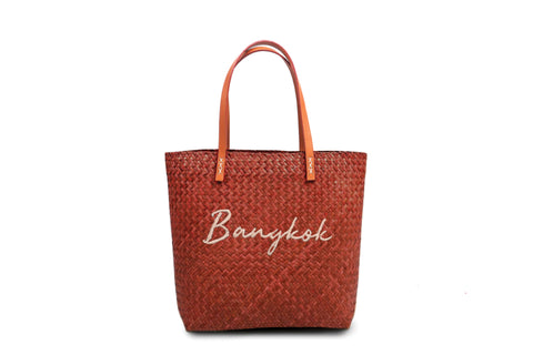 Tote Bag (Burgundy)