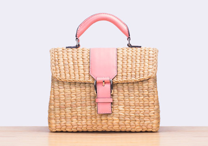 <ly-as-9507008>MINI VIPHA WICKER BAG (Pink)</ly-as-9507008>