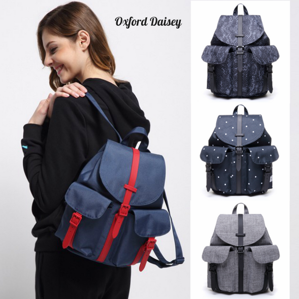 Bodachel Oxford Daisey Backpack