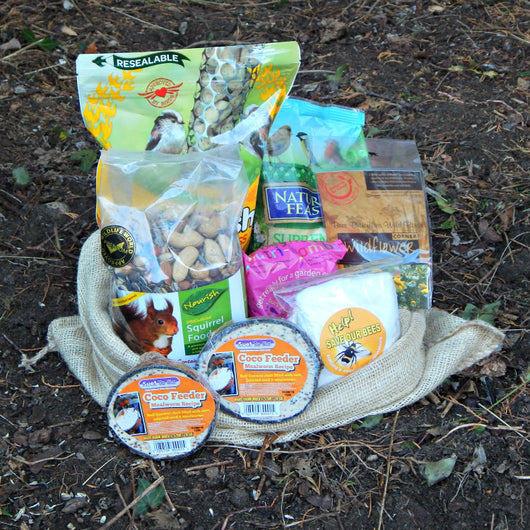 The LARGE Wild Garden Gift Sack