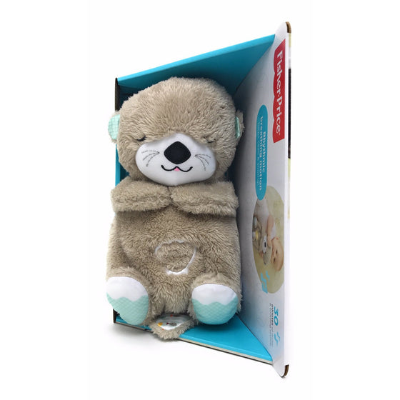 Fisher-Price Fxc66 Fisher Price Soothe'n Snuggle Otter, Brown