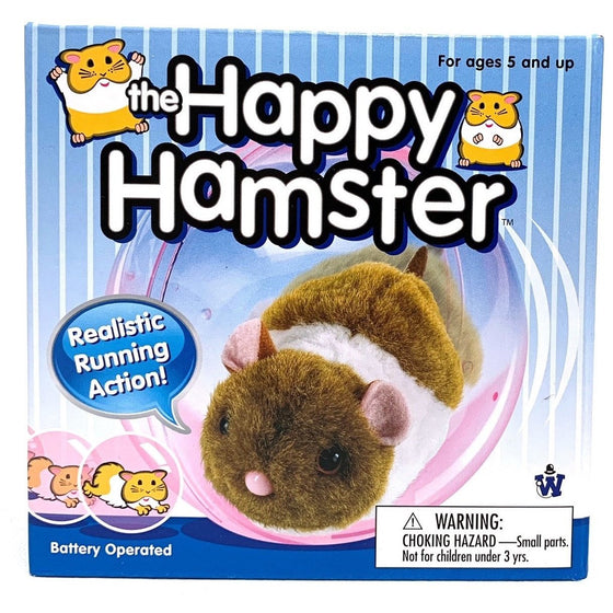 Westminster 701833 The Happy Hamster,