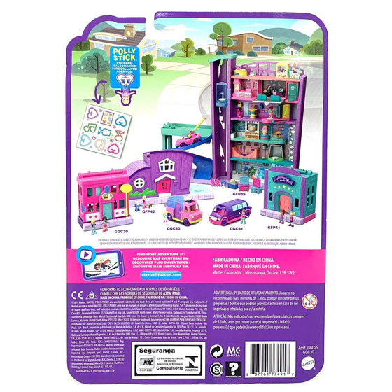 Polly Pocket Ggc30 Dinner, Multicolor