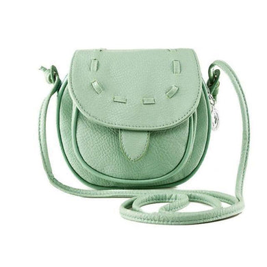 Mini Small Women'S Messenger Bag Leather Handbags Shoulder Bags Cross Body-iuly.com