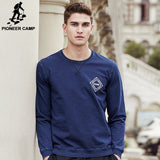 Camp Deep Blue Sweatshirts Men Clothing Top Autumn Spring Hoodies Men Casual-iuly.com