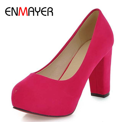 Wedding Pumps Sexy High Heel Shoes Design Red Bottom Platform Pumps Women Party-iuly.com