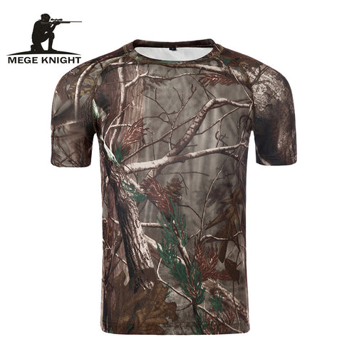 Summer Style Men Quick Dry Camouflage T Shirt Multi Cmouflage Fashionable-iuly.com