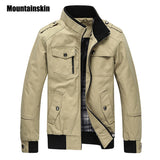 Casual Men'S Jacket Spring Army Military Jacket Men Coats Winter Male Outerwear-iuly.com