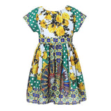 Girls Summer Dress Robe Mariage Fille Kids Costumes Girls Dresses Flower-iuly.com