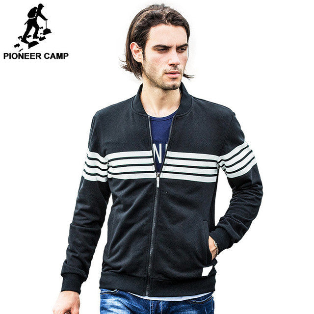 Camp Clothing Spring Autumn Cardigan Hoodie Men Jacket Coat Male Hoodies Sweatshirts-iuly.com