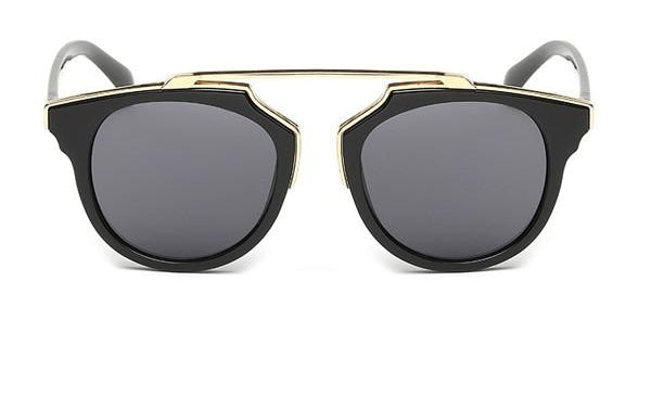 Cat Eye Sunglasses Women Vintage Sun Glasses Men Woman Uv400 Glasses De Sol-iuly.com