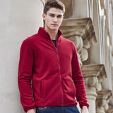 Camp Autumn Winter Warm Sweatshirts Men Clothing Solid Thick Fleece Hoodie Male-iuly.com