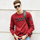 Camp Autumn Winter Thick Hoodies Men Male Warm Fleece Sweatshirts Top 100% Cotton-iuly.com