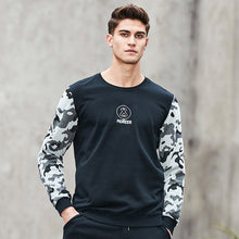 Load image into Gallery viewer, Camp Spring Hoodies Men Clothing Patchwork Camouflage Sweatshirt Male Top Tracksuit-iuly.com