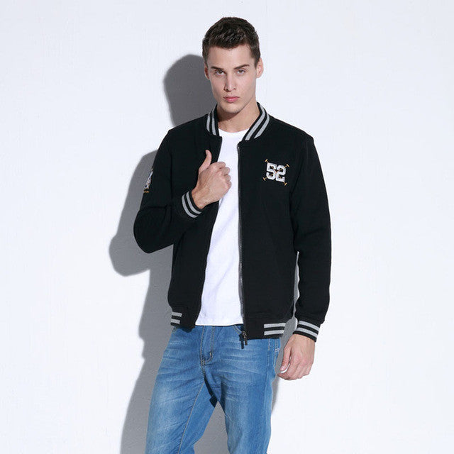 Camp Street Jacket Men Casual Coat Men Plus Size Jaqueta Masculina Cotton Clothing-iuly.com