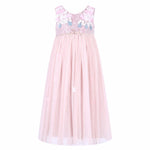 Baby Girls Dress Summer Girls Wedding Dress Lace Princess Dress For Girls-iuly.com