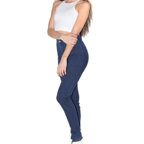 Summer Style Women Jeans Waist Skinny Pencil Pants Jeans-iuly.com