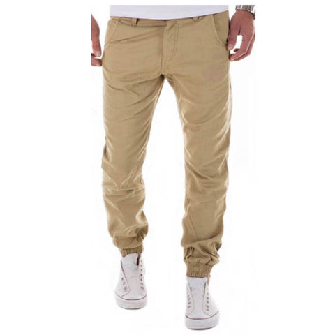 Mens Joggers Male Trousers Men Pants Casual Solid Pants Sweatpants Jogger-iuly.com