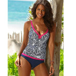 Bikinis Women Swimwear Plus Size Biquini Two Piece Swimsuit Tankini Brazilian-iuly.com