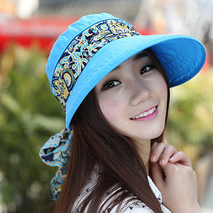 Summer Hats For Women Chapeu Beach Sun Hats For Women Ladies Panama Floppy- iuly. 6cf6538d3516