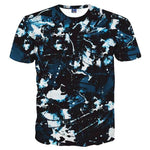 Art Camouflage T-Shirt Men/Women T Shirts Army Fans Summer Tops Tees Tshirts-iuly.com
