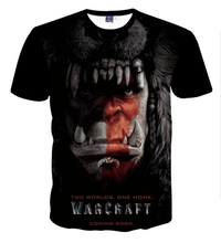 Load image into Gallery viewer, Arrvial Game Dota 2 Print T-Shirt Harajuku Graphic Summer 3D T Shirt Hip Hop-iuly.com