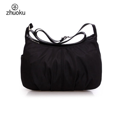 Nylon Women Shoulder Bags Designer Handbags For Women Tote Bag Ladies Messenger-iuly.com