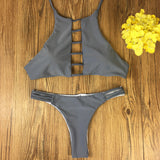 Bikini Swimsuit Swimwear Women Bikini Set Push Up Bathing Suit Biquini Maillot-iuly.com