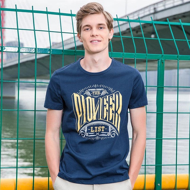 Design Summer T Shirt Men Printed Short T-Shirt Top Cotton Adt705051-iuly.com