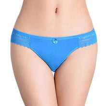 Load image into Gallery viewer, 86812 Women'S Hipster Cotton Lace Briefs Panties-iuly.com