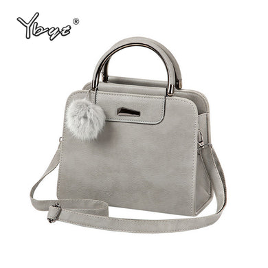 Vintage Casual Pu Leather Women Handbags Hotsale Ladies Small Bag Shoulder-iuly.com