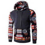 Autumn Hoodies Mens Hombre Hip Hop Male Hoodie Geometric Print Sweatshirt Men'S-iuly.com