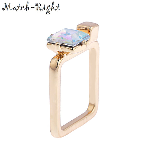 Match-Right Women'S Ring Jewelry Of Retro Style Steel Especially Female-iuly.com