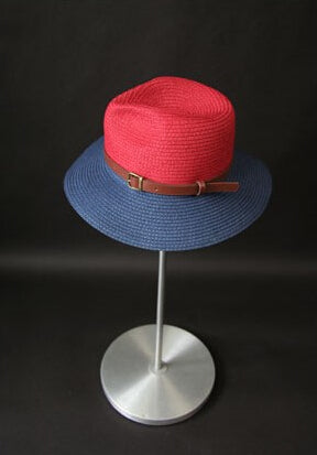 [] !!!2015 Women'S Foldable Wide Brim Floppy Summer Beach Straw Hats Sweet-iuly.com