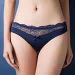 And America Size Women Lace Panties Seamless Cotton Breathable-iuly.com