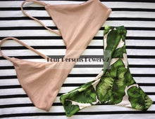 Load image into Gallery viewer, Bikini Set Push Up Vintage Vs Swimwear Brasil Bottom-iuly.com