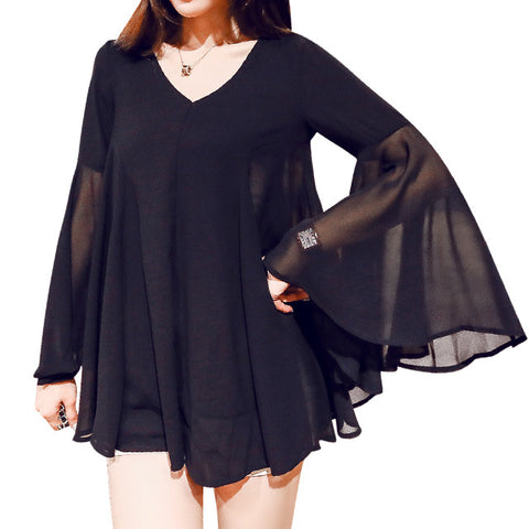 Bottoming Shirts Summer Style Women Clothing Sweet Classic Literary Si-iuly.com