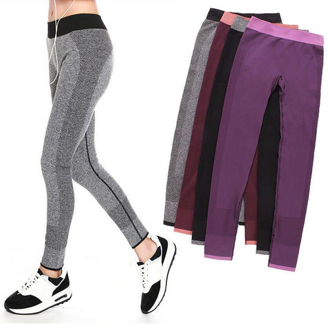 4 Colors S-Xl Womens Sport Pants For Running Training Fitness Jeggings-iuly.com