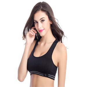5 Color Professional Absorb Sweat Top Athletic Vest Tanks, Shockproof-iuly.com