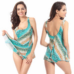 Bikini Swimwear Vest One-Piece Suits Swimsuit Spring Summer Women'S Sw-iuly.com