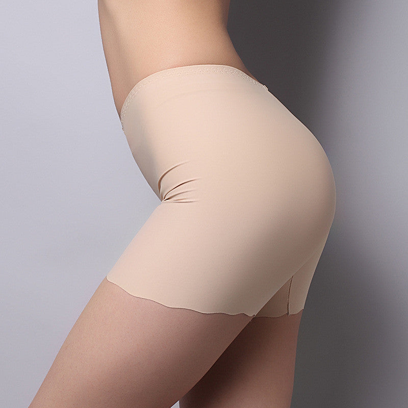 Female Seamless Legging Safety Pants Shorts Casual Women'S Summer Pant-iuly.com