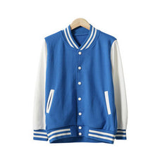 Load image into Gallery viewer, Baseball Jacket Casacos Femininos College Jackets Style Women Jacket A-iuly.com