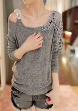Load image into Gallery viewer, And Casual Autumn Winter Elegant Women Clothing Long Sleeve Pullover S-iuly.com