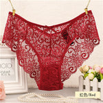 Ladies Underwear Women Panties Fancy Lace Calcinha Renda Panties For W-iuly.com