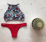 Bikini Set Push Up Vintage Vs Swimwear Brasil Bottom-iuly.com