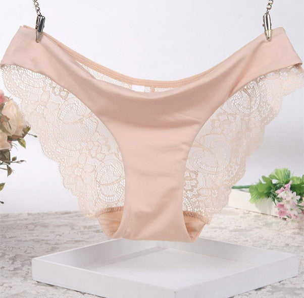 abf0aefff35 Women S Lace Panties Seamless Panty Briefs Underwear Intimates – iuly.com